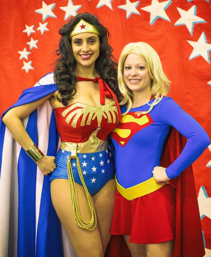 Pin by Cindy Burton on wonderwoman Supergirl cosplay