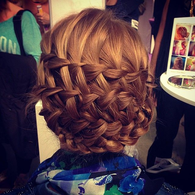 Ladderbraids by Jenni's Hairdays