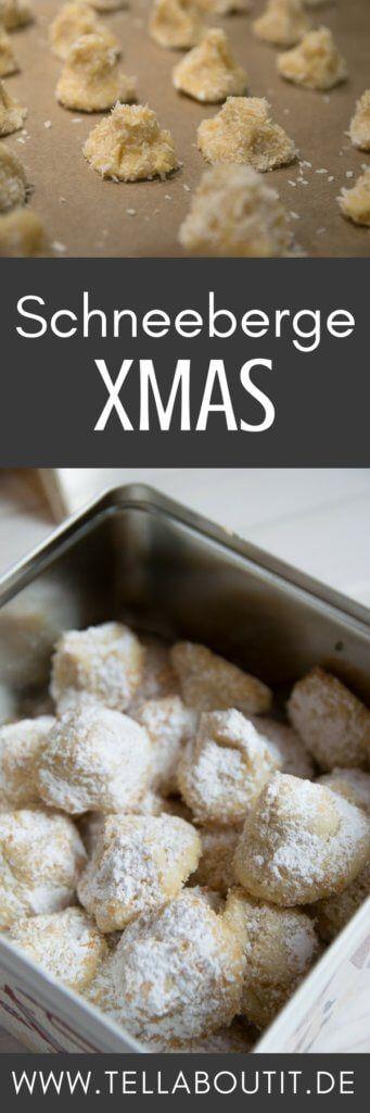 Alle lieben diese Butterplätzchen mit Kokos - diese kleinen Schneeberge zergehen auf der Zunge