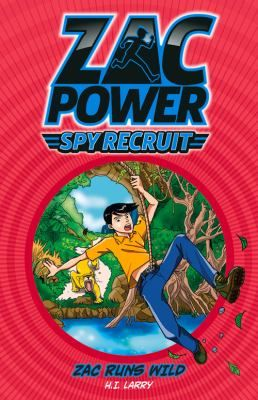 Zac Power is a new Spy Recruit. Can he win the race through the jungle?