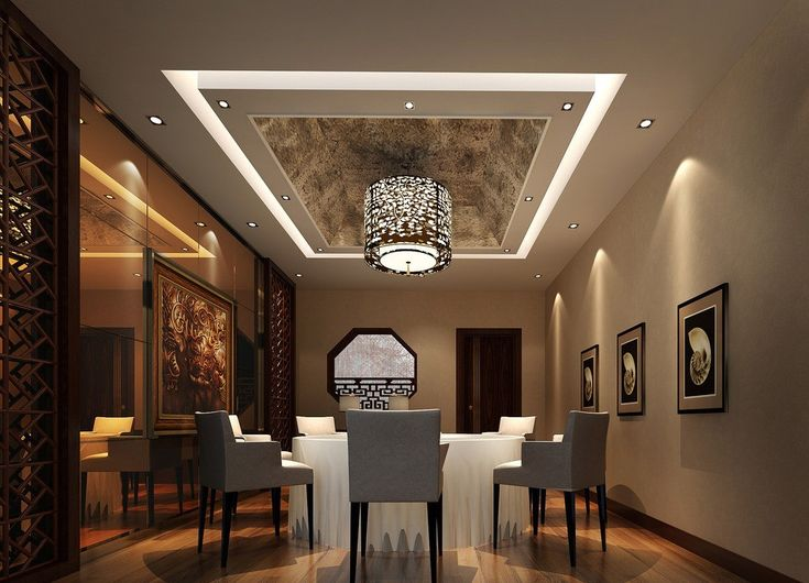 dining room with wrapped ceiling design image modern ceiling design