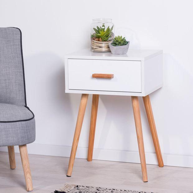 7 best Déco images on Pinterest Bedside tables, Drawer and Furniture