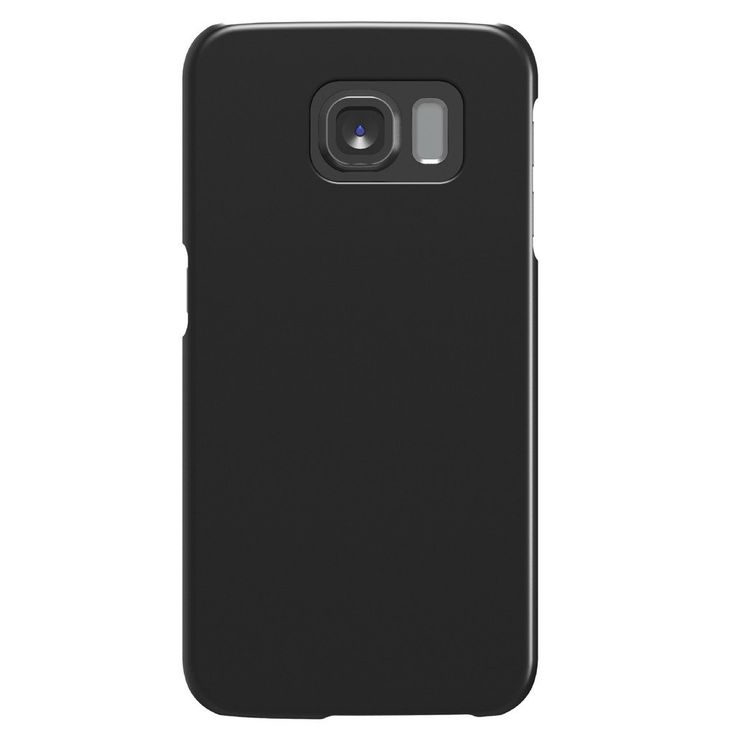 Agent18 Galaxy S6 Case - Black - Retail Packaging. Protects against scratches and bumps, for drop protection and more screen protection and more screen protection check out the Agent18 FlexShield or our most protective case Agent18 Shock. Slim hard plastic case snaps on/off and slides easily in and out of your pocket. Prints are embedded in the plastic so they don't wear or fade. Laser measured and precisely engineering for a perfect fit on your Galaxy S6. The case has raised edges to...