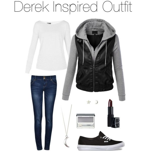 Teen Wolf - Derek Inspired Outfit - Polyvore