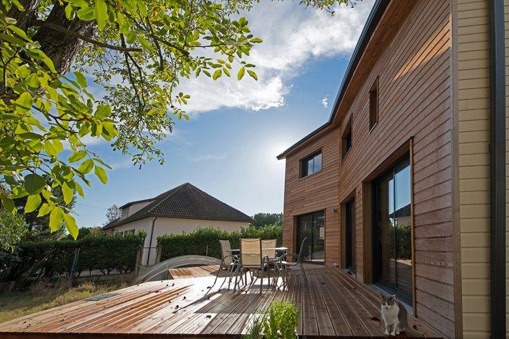 Construction AMI BOIS inspirée du modèle à 2 niveaux CITY  Contactez-nous ici www.ami-bois.fr/