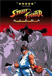Street Fighter Alpha Poster