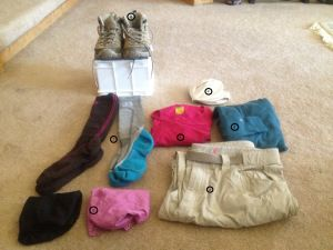 A review of what one woman wore and carried on her thru-hike of the Appalachian trail