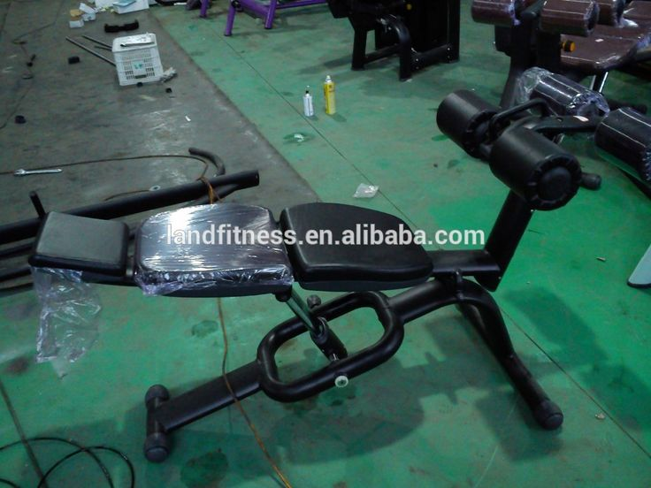 Commercial gym equipment/ Olympic Bench/abs workout LD-7015