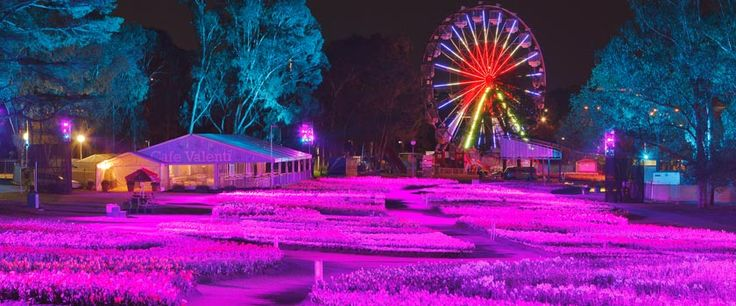 Floriade Nightfest 23-27 Sep 2015