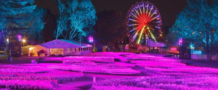 Floriade Nightfest 23-27 Sep 2015