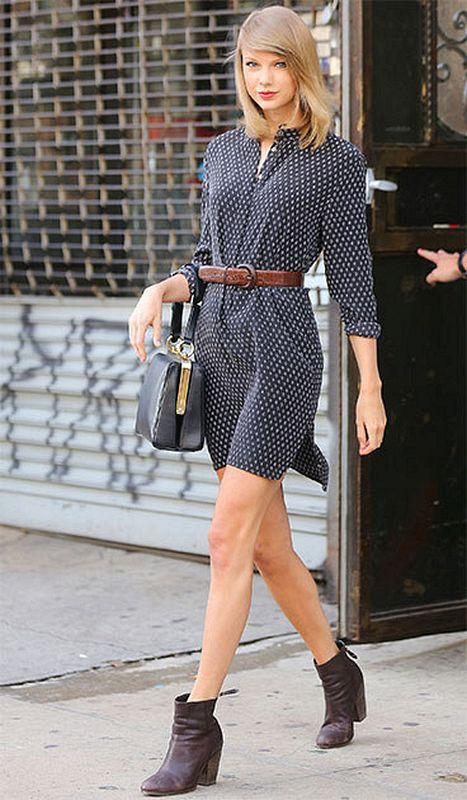 Taylor Swift Street Style 19