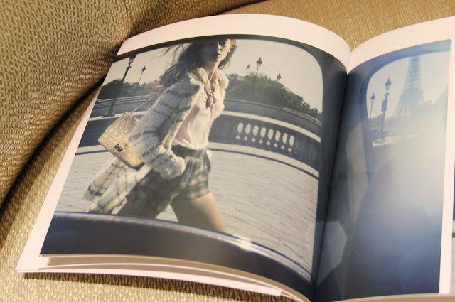 New obsession:Парижанка на прогулке...   KEEP EYES OPEN