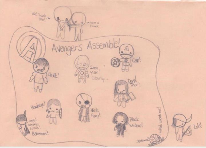 Avengers!!!!!