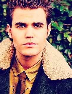 Paul Wesley- Vampire Diaries