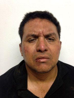 멕시코 '마약왕' 체포되다
