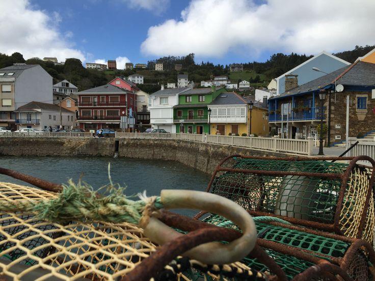 Puerto de O Barqueiro, A Coruña