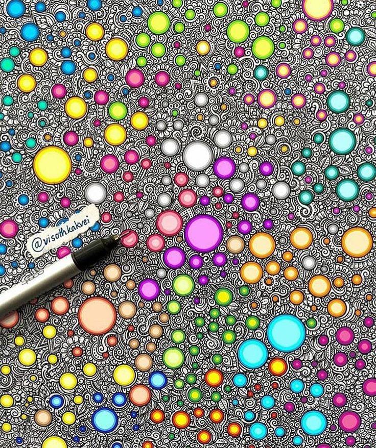 """Instagram Art Featuring Page on Instagram: """"Killed it ✨ By @visothkakvei #worldofartists"""""""