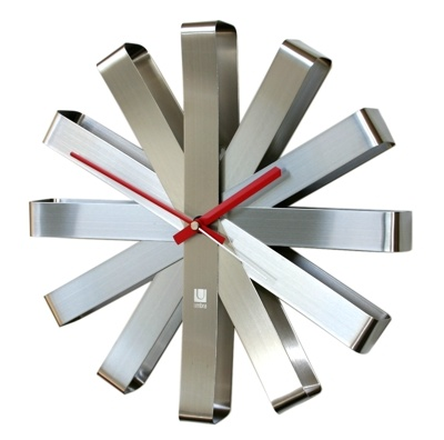 Among the most popular products there are: Ribbon Clock