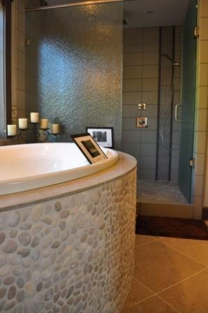 Choice Construction, Remodel, Custom Homes, Gig Harbor, Master Bath, Large  Tub