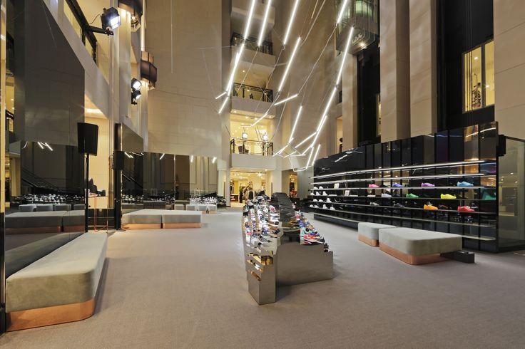 Sneaker Hall @ KaDeWe Berlin