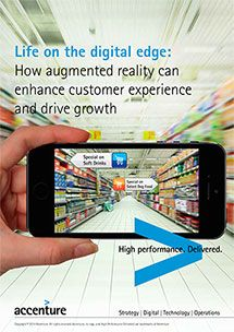 Life on the Digital Edge - Augmented Reality and the Customer - Accenture