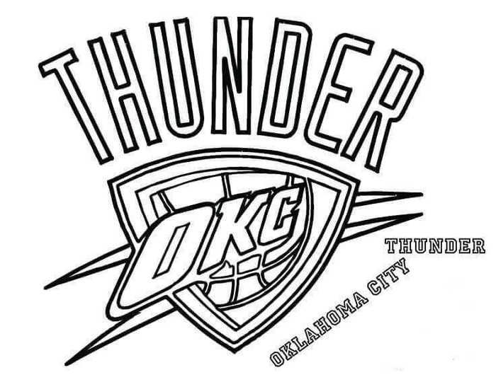 Printable Nba Coloring Pages