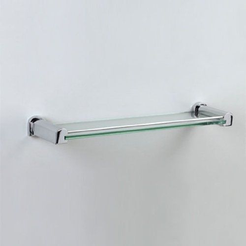 Nameeks 85146 CR 16-Inch Windisch Bellaterra Bathroom Shelf, Chrome by Nameeks. $324.87. From the Manufacturer                Size: Large, Finish :Chrome Wall mounted shelf.                                    Product Description                Size:Large, Finish :Chrome Wall mounted shelf.