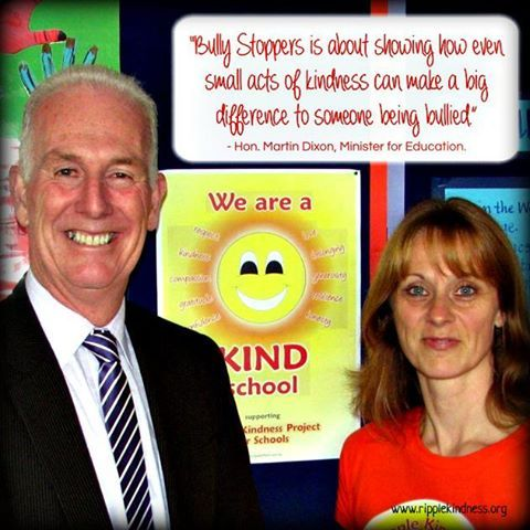 The Victorian Education Department believes that kindness will make a difference to kids being bullied. Get your school to participate in our ongoing kindness curriculum. ► http://ripplekindness.org/school-curriculum/overview/