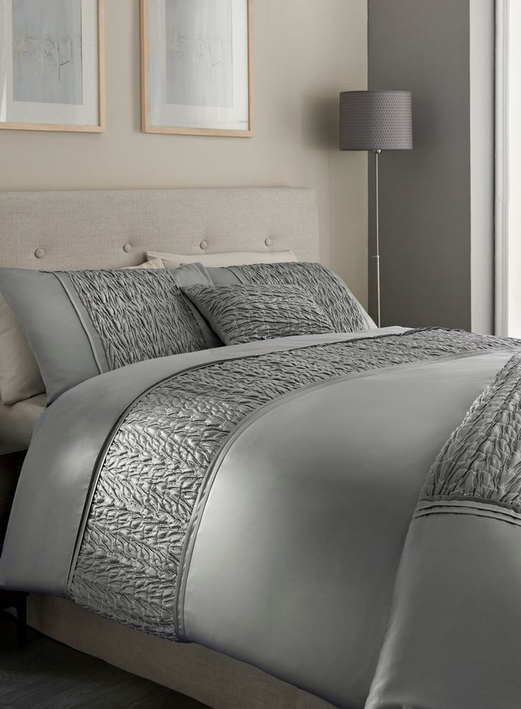 Jeff Banks Maple Grey Bedding Set Bedding Sets Home Lighting Furniture Bhs Bedroom