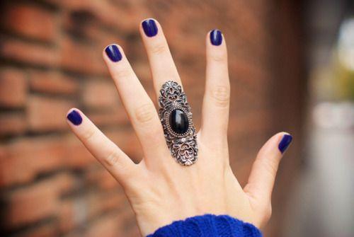 fall nail colors -