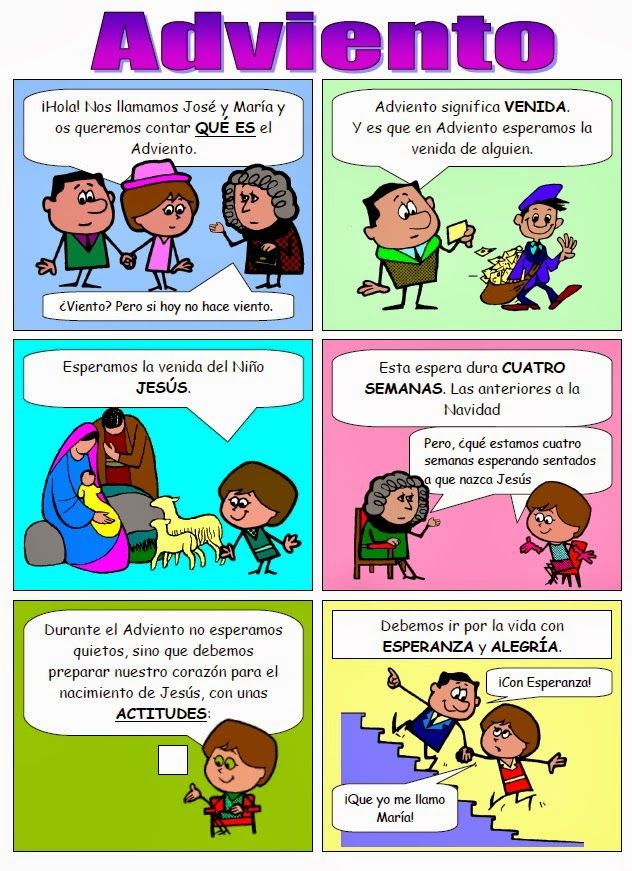 La Catequesis: Recursos Catequesis Adviento 2013 Ciclo A