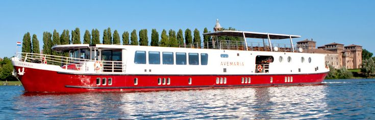 Your river #cruise in Italy, from Venice to Mantua, sailing along the rivers and canals on the Ave Maria, a #ship built with a genuine commitment to responsible conservation of the #river's natural #landscape.