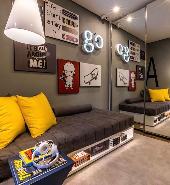 Descolado e lindo... Amei! @pontodecor  Projeto Claudia Albertini  www.homeidea.com.br   Face: /homeidea   Pinterest: Home Idea #pontodecor #maisdecor #bloghomeidea #olioliteam #arquitetura #ambiente #archdecor #homeidea #archdesign #hi  #tbt #home #homedecor #pontodecor #homedesign #photooftheday #love #interiordesign #interiores  #cute #picoftheday #decoration #world  #lovedecor #architecture #archlovers #inspiration #project