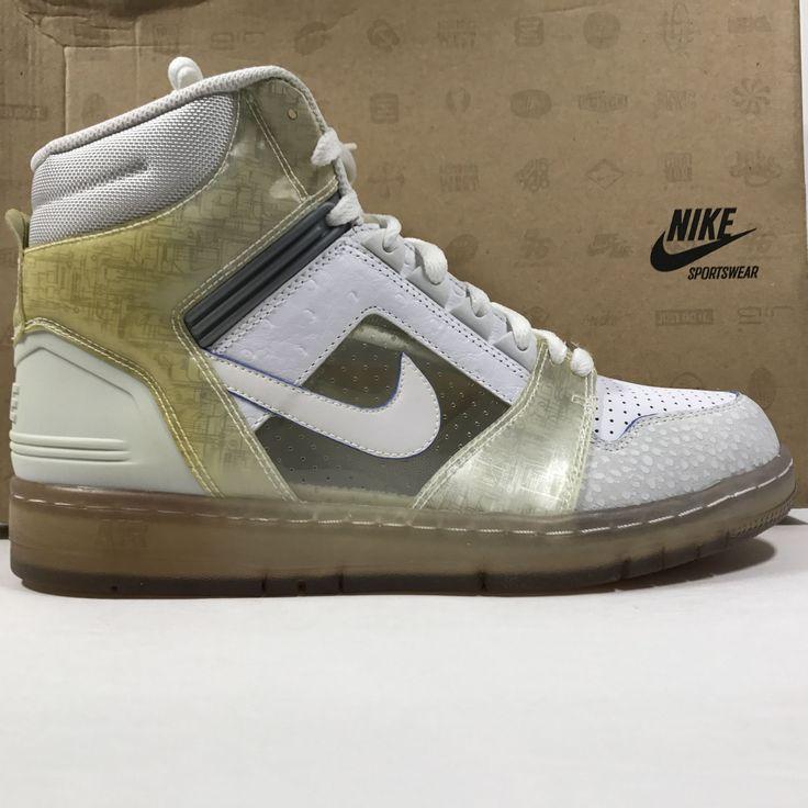 DS Nike Air Force 2 II High Premium Nintendo Espo Size 10