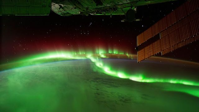 Earth time lapse: Mothers Earth, Time Lapse, Aurora Borealis, Northern Lights, Tasti Recipes, Spaces Stations, Cities Lights, Outer Spaces, Timelap