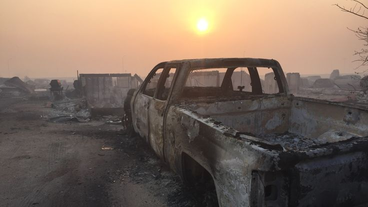 2016 Fort McMurray fire
