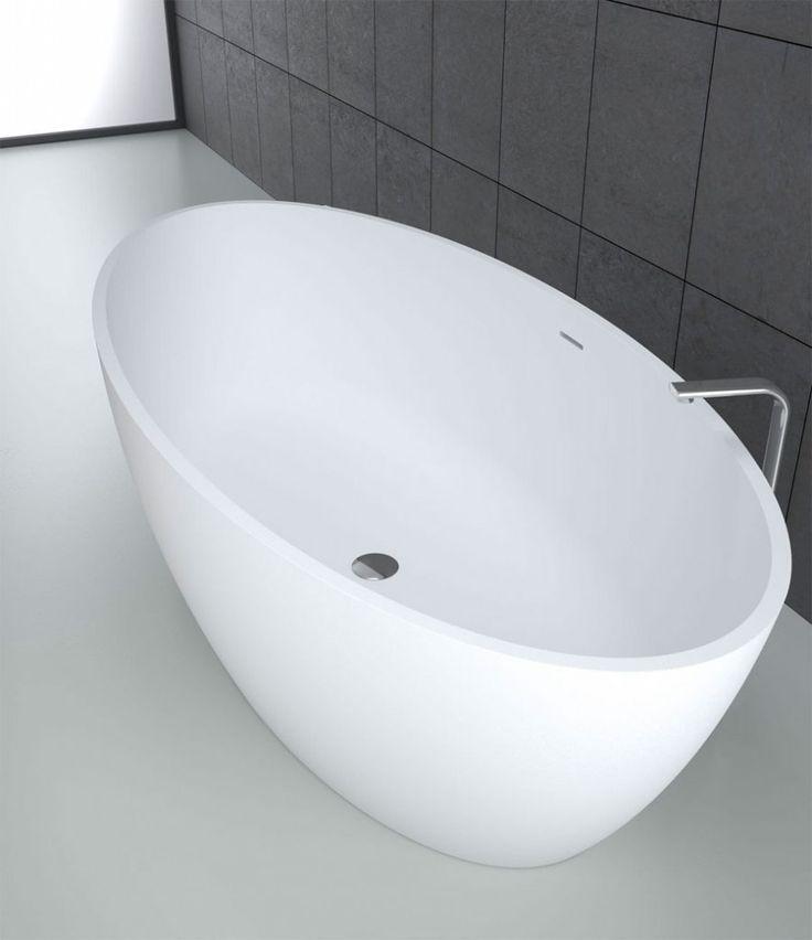 Bañera Hidrobox exenta de pequeño tamaño apto para todo tipo de tamaños de baños. decoración para baños mdoernos