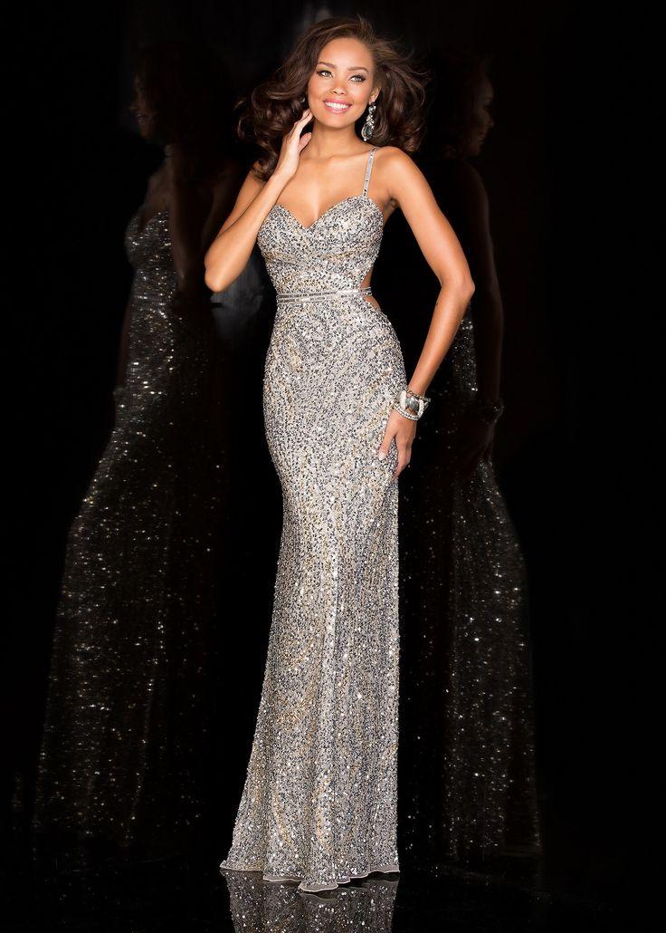 71 best Sequin Lovers images on Pinterest   Formal evening ...