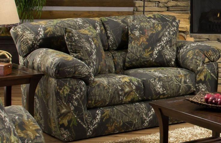 Camo Sofa Covers, Camo Furniture Covers