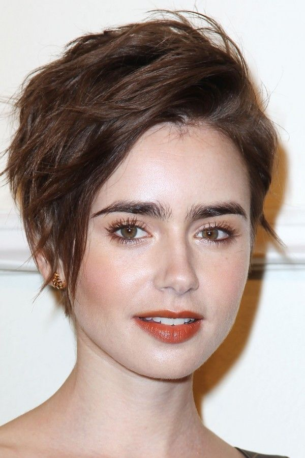 Lily Collins Thick HD Brows
