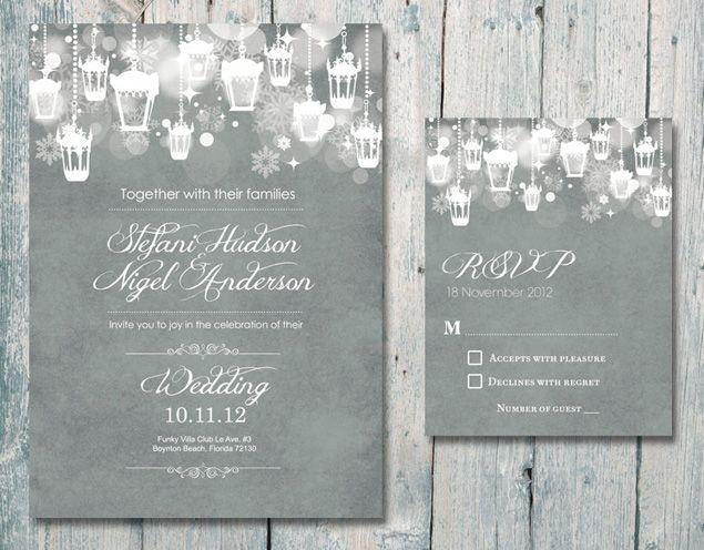 冬のパーティーにピッタリ♡冬の結婚式のウェルカムボードアイデア一覧♡