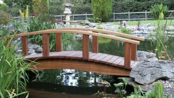 Best Deals On Garden Bridges Wooden Bridge Attractive Small Small