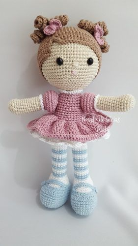 amigurumi crochet patterns free download - craftIdea org