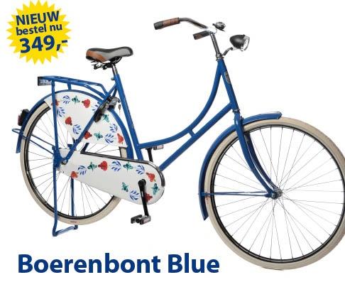 Boerenbont-fiets! Die wil ik!!
