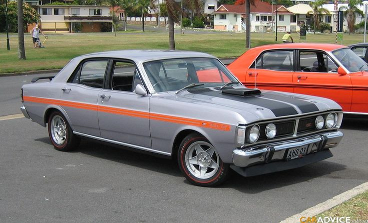 Ford Falcon XY GT HO,  Manufactured in Australia. v@e.