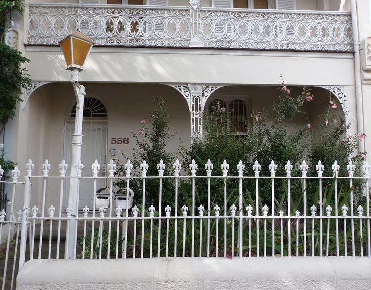 beachcomber victorian terrace house sydney australia