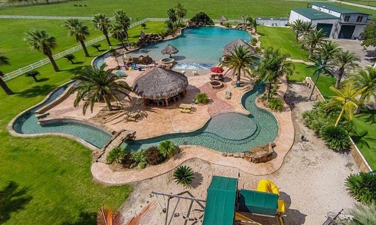 Pools On Pinterest Mansions Luxury Pools And Swimming Pool Designs