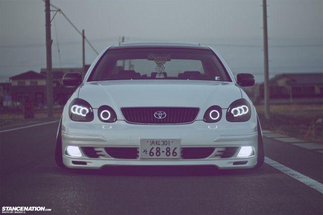 VIP Style Toyota Aristo Japan (10)