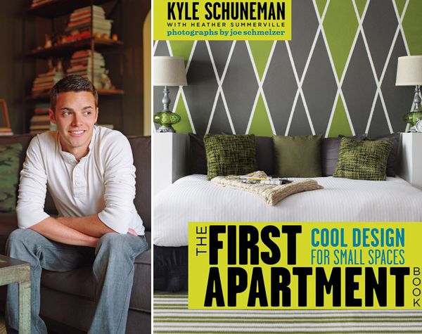 How to Decorate Your First Apartment | HGTV Design Blog – Design Happens