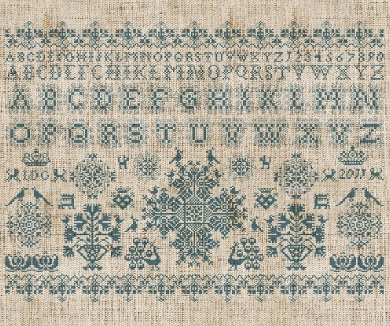 10 Best Images About Samplers On Pinterest Cross Stitch Samplers